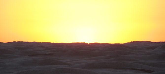 Сахара – ден първи