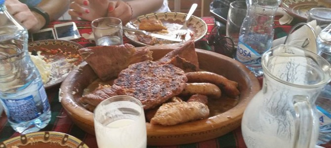 Српска скара у Српско