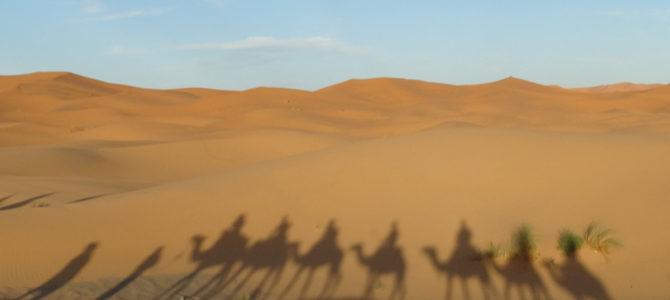 Сахара – ден 2